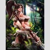 nidalee-league-of-legends