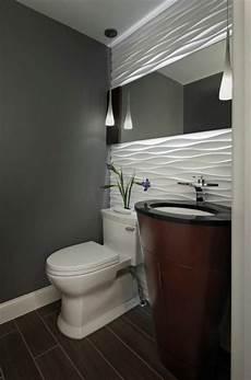 panneau mural salle de bain blanc et gris salles de bain