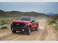 2020 Chevy Silverado LT Trail Boss: Changes, Equipment