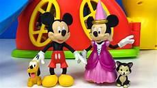 Micky Maus Malvorlagen Harga Minnie Maus Und Micky Maus Deluxe Figuren Spielset Mit