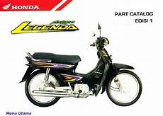 Honda Legenda Modif by Honda Legenda Modifikasi 2012