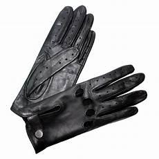 gants de conduite femme cuir brun noir glove story ferm 233 s
