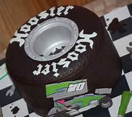 Hoosier Tire Grooms Cake  A Surprise For