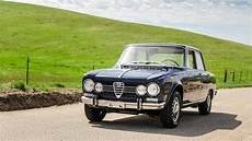 Alfa Romeo Giulia The Vintage With 4 Doors