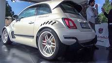 World Monstre Fiat 500 350hp By Giannini Lancia