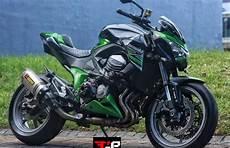 Z800 Modif by Kawasaki Z800 2016 Modif Www Bursamoge