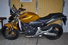 honda cb 600 hornet pc41 bj 2007 in gold gekauft
