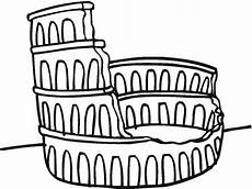 how to draw the colosseum for use this as an