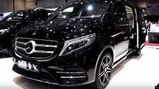 Mercedes V Class Klassen Is The S Class Of Minivans