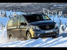 2015 Mercedes Vito 4x4 Mixto