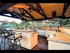 outdoor küche design trendige outdoor k 252 che im garten einrichten ideen