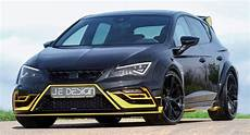 seat cupra facelift facelifted seat cupra muscled up with 375 horses