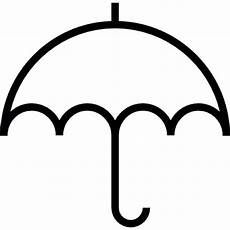 Gratis Malvorlagen Regenschirm Word Small Umbrella Outline Icons Free