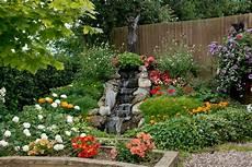 feng shui reichtumsecke gestalten garden waterfall taken in the garden along side the road