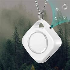 Bakeey Purifier Hanging Neck Purified Radiation by Bakeey Air Purifier Hanging Neck Usb Purified Air No