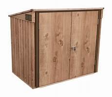abri poubelles ou coffre de rangement duramax m 233 tal