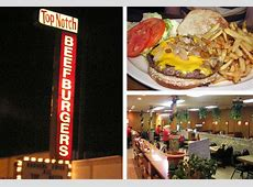 Timeless Burger Perfection at Top Notch Beefburgers in