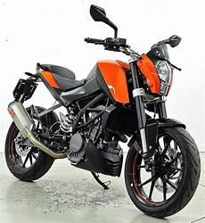 ktm 125 duke abs bis 125 ccm motorr 228 der moto center