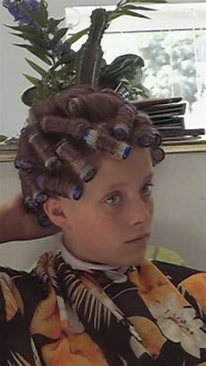 sissy boy in hair rollers 298 best curler images on pinterest