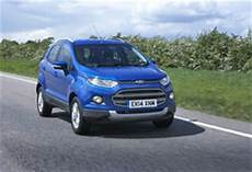 Ford Ecosport Sizes And Dimensions Guide Carwow