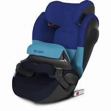 Cybex Pallas M Fix Sl 1 2 3 Car Seat Blue Moon