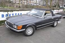 Mercedes 350 Sl Cabrio Oldtimer