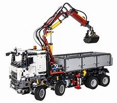 lego technic mercedes review lego technic 42043 mercedes arocs 3245