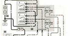 ford headlights wiring diagram electrical winding wiring diagrams