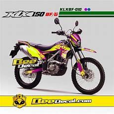 Klx Bf Modifikasi by 99 Gambar Motor Kawasaki Klx Terkeren Gubuk Modifikasi
