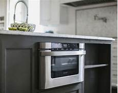 Kitchen Islands With Oven And Microwave by The Kitchen Island Becomes Practical With A Built In