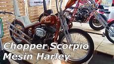 Scorpio Modif Harley by Mantab Betul Yamaha Scorpio Modif Chopper Pake Mesin