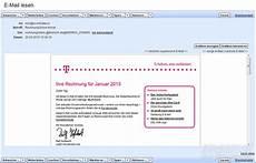 ihre rechnung f 252 r januar 2013 gef 228 lschte telekom
