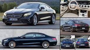Mercedes Benz S65 AMG Coupe 2015  Pictures Information