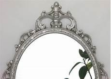 wandspiegel metallrahmen deko spiegel silber spiegel