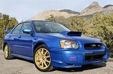 2004 Subaru Impreza Wrx Sti For Sale On Bat Auctions
