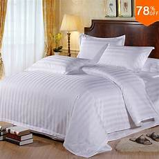 dekbedovertrek hotel smooth quilt cover 100 cotton