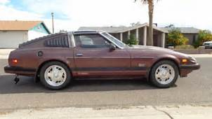 1982 Datsun 280ZX Turbo Coupe Automatic For Sale Photos