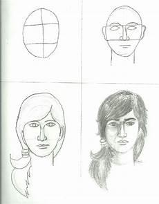 Cara Menggambar Wajah 171 Cara Cepat Belajar Menggambar