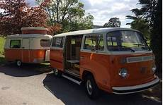 vw t2 this iconic vw t2 cer comes with its own mini caravan