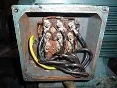 problema con conexion de motor trifasico yoreparo