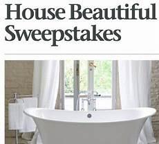 bathroom makeover sweepstakes house beautiful mega bathroom makeover sweepstakes