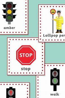 road safety 15cm topic cards with images road safety safety crafts creative curriculum