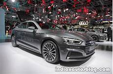 2017 Audi A5 Sportback G At The Iaa 2017 Live