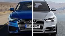 New Vs 2019 Audi A6 Avant Vs 2015 Audi A6 Avant