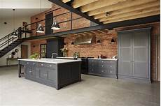 Küche Industrial Style - industrial style kitchen tom howley