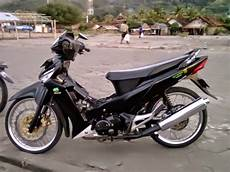 Modifikasi Motor Honda Supra by 87 Modifikasi Motor Honda Supra X 125 Jadi Trail