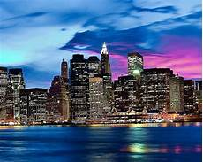 72 new york skyline wallpaper on wallpapersafari