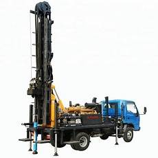 Kw20 200m Truck Mounted Water Drilling Machine In India