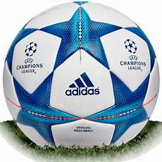 Adidas Finale 15 Is Official Match Of Chions