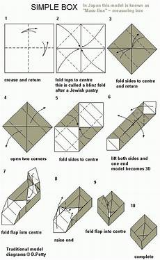 easy origami box hazlo tu mismo
